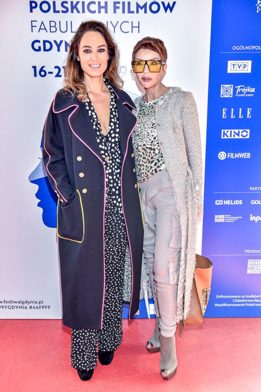 Ewa Minge y Berenice Marloh